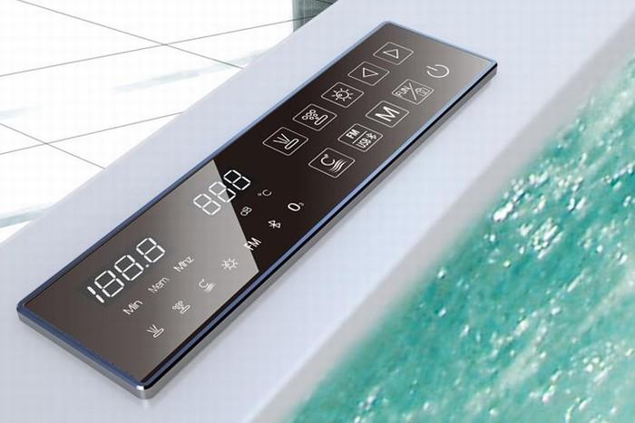 按摩浴缸控制器 H2208BTM