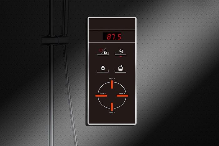 淋浴房控制器 S167H