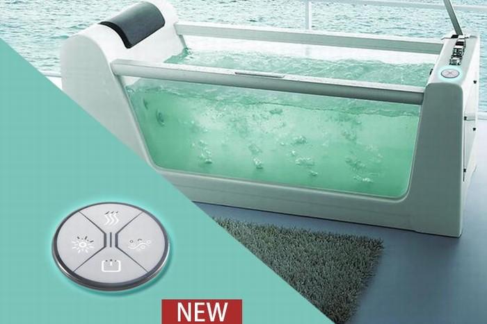 按摩浴缸控制器 H633