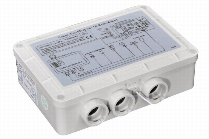 主机控制盒 Ip69